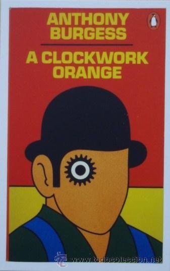 Postal A clockwork orange