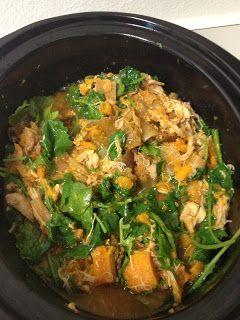 5-Ingredient Paleo: Chicken & Kale Slow-Cooker Stew