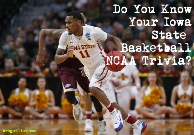March madness is upon us.  Cyclone fans are pumped up and excited to see how far their team can advance in this year's NCAA Basketball tournament. But how knowledgeable of a fan are you about Iowa State Basketball?  Take our quiz below and see how much you know about Iowa State's history in the NCAA …