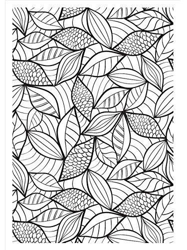 Arte antiestrés / Pretty Patterns: 100 láminas para colorear / 100 Coloring Sheets (Spanish Edition): Autores Varios: 9788401347290: Amazon.com: Books