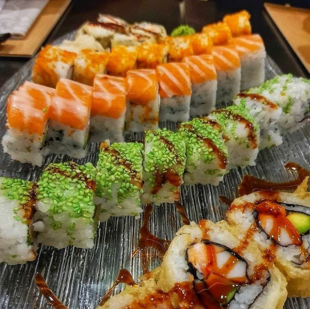 Omg yum  | @nunzio_dp | - - #aesthetic #sushi #sushiroll #sushibar #sushiporn #sushilover #sushilovers #sushitime #instasushi #nigiri #temaki #sashimi #wagyu #sake #hibachi #lobster #crab #shrimp #tuna #salmon #fish #seafood #foodie #foodporn #instafood #cooking #chef #delicious #tasty #yum