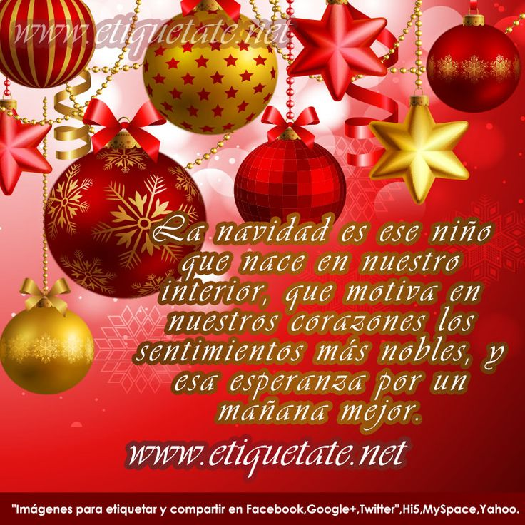 1000 images about frases navide as on pinterest - Frases de navidad ...