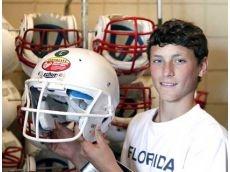Scout raises money for football helmets   money, morehead, raises - News Source for Jacksonville, North Carolina - jdnews.com: Scouts Raised, Football Helmets, Raised Money, Jdnews Com, News Sources, North Carolina