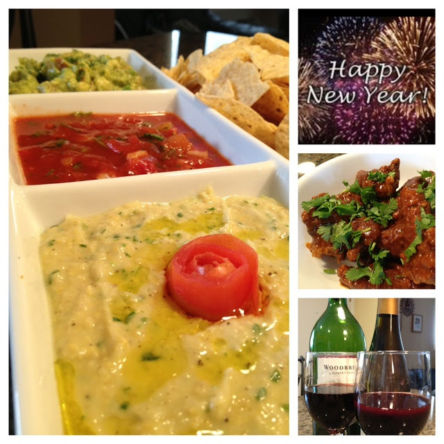 Celebrating New Year, one appetizer at a time, found on indianmomdotcom.blogspot.com