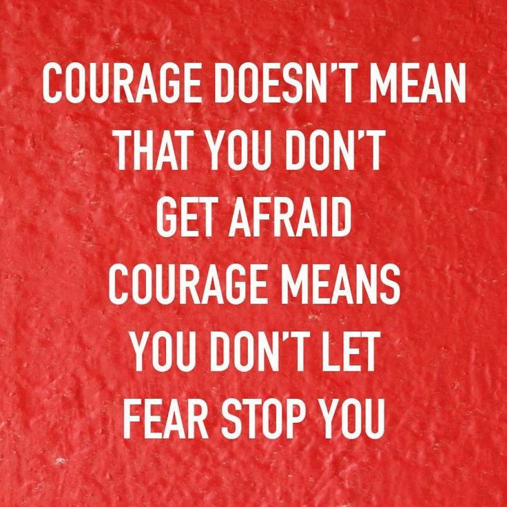 Famous Quotes About Fear: Best 25+ Quotes About Overcoming Fear Ideas On Pinterest