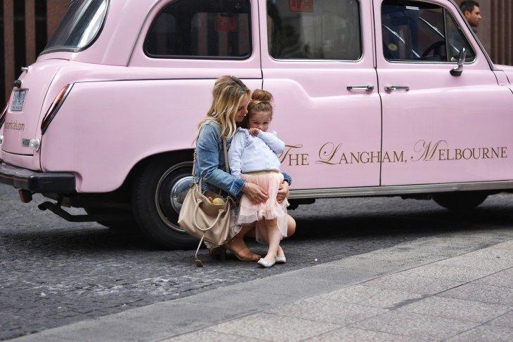 langham-melbourne-pink-car-mother-daughter-