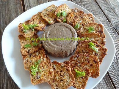 Les plats cuisinés de Esther B: Pâté de foie