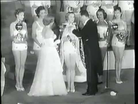 Miss Universe 1952 - Armi Kuusela of Finland (1st Edition of MU)