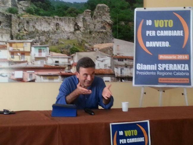 Elezioni regionali, il punto di Gianni Speranza