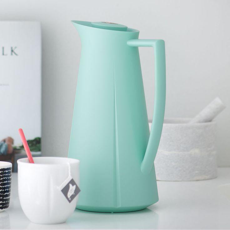 Grand Cru Soft Vacuum Jug 1L, Mint green - Rosendahl - Rosendahl - RoyalDesign.com