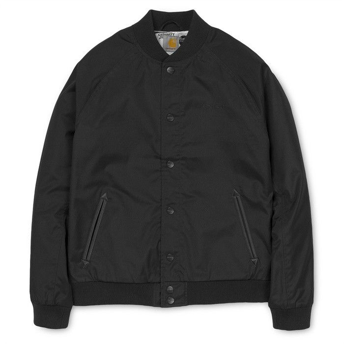 Carhartt Strike Jacket Black