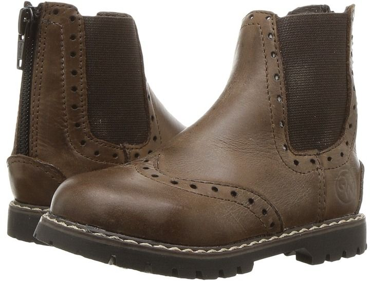 Old West English Kids Boots - Bloom Kids Shoes