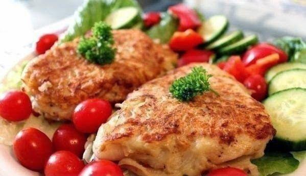 Поварешки: Рыбное филе в картофельном кляре