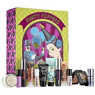 Preparing for Christmas early! Just ordered myself and a few lucky gift recipients the @benefitcanada Party Poppers advent calendar!  _________________________________________________ #benefit #adventcalendar #partypoppers #holiday2015 #makeupartist #beautyblogger