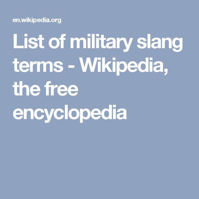 military slang en pinterest guerra de vietnam guerra y