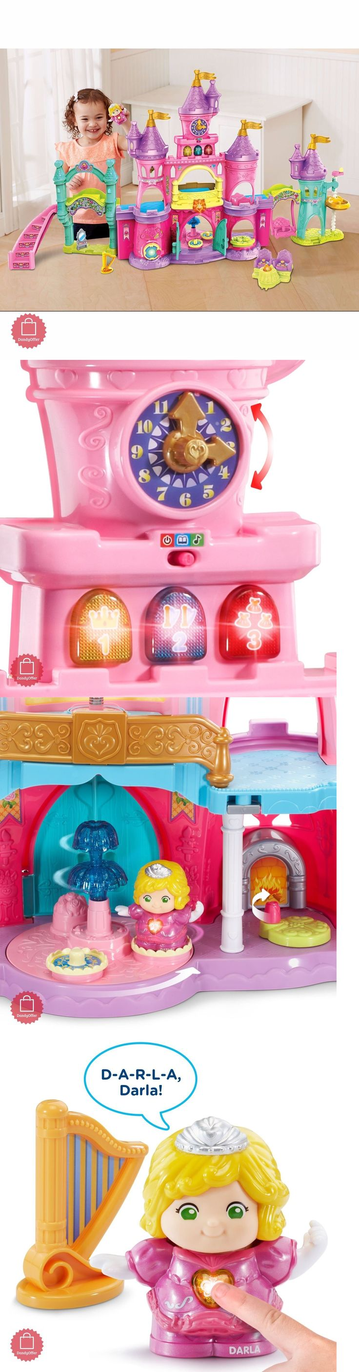 Baby: Educational Toys For 2 Year Olds Age 3 4 5 Toddlers Girls Learning Gift Castle -> BUY IT NOW ONLY: $57.74 on eBay!
