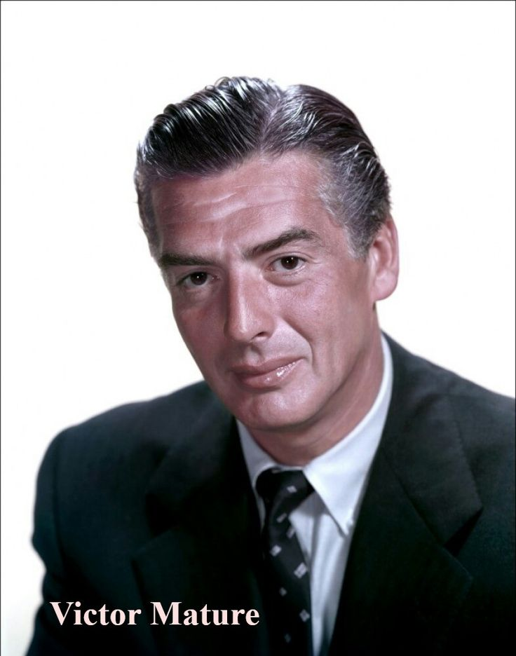 17 best images about victor mature on pinterest ann