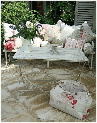 shabby chic interiors i love garden