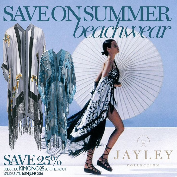 """JAYLEY on Twitter: """"RT #summer #holidays #kimonos #beach #save 25% off everything! code KIMONO25 at checkout  https://t.co/vyoW63mbIj https://t.co/zQG5AN67HE"""""""