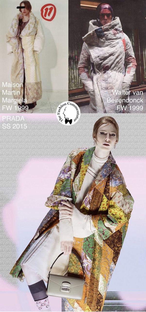 #FashionLoop 1 - Maison Martin Margiela FW1999 vs Walter can Beirendonck FW1999 vs Prada SS2015