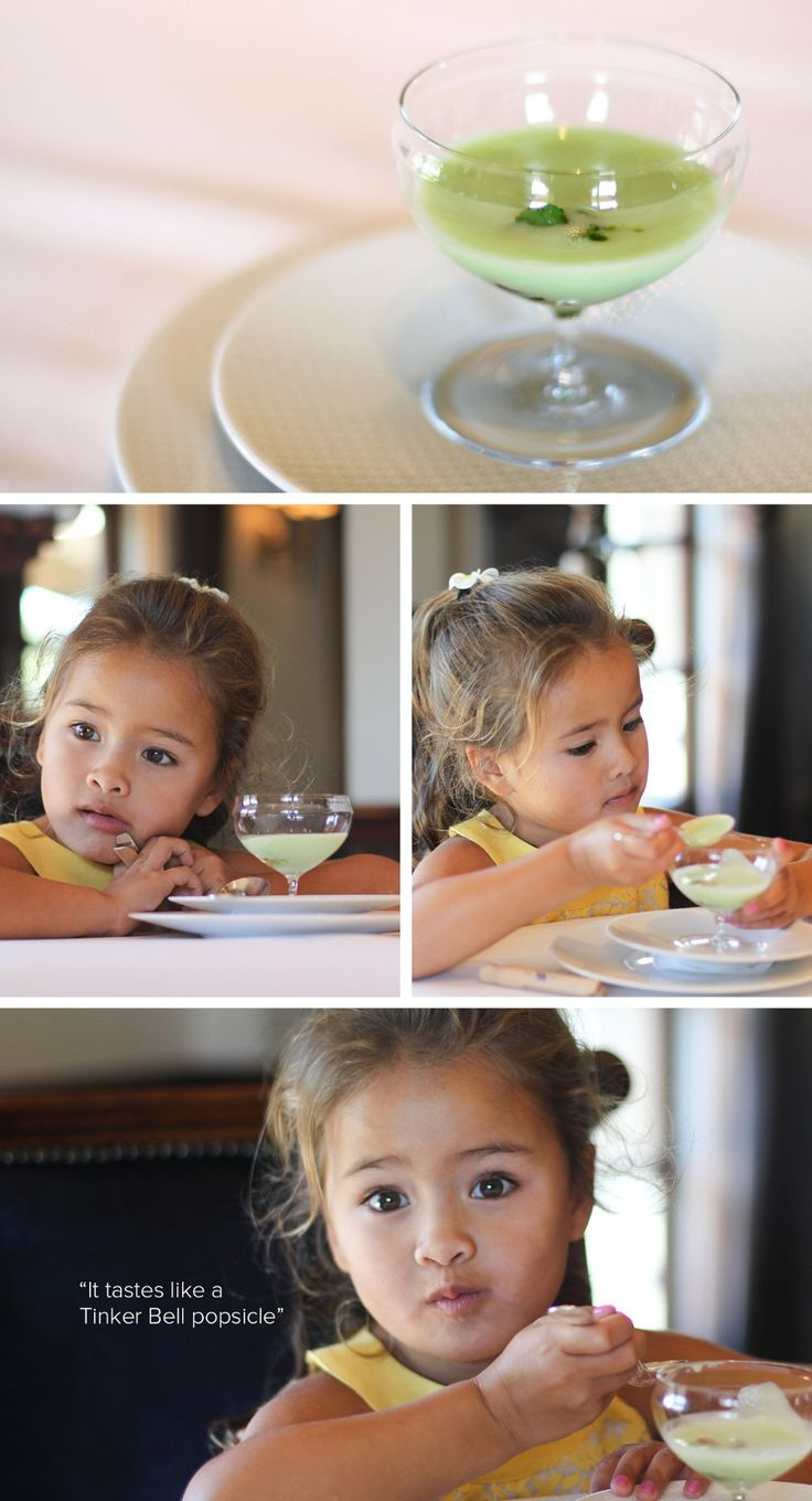 A Four-Year-Old Reviews the French Laundry Restaurant - The Bold Italic - San Francisco