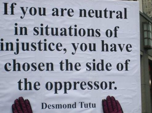 Desmond Tutu #quote