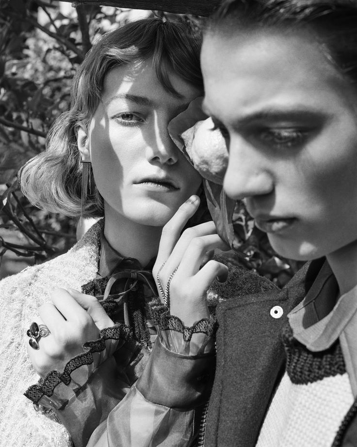 Elizaveta Porodina   Lazy Days of Summer   fashion and fine art photography