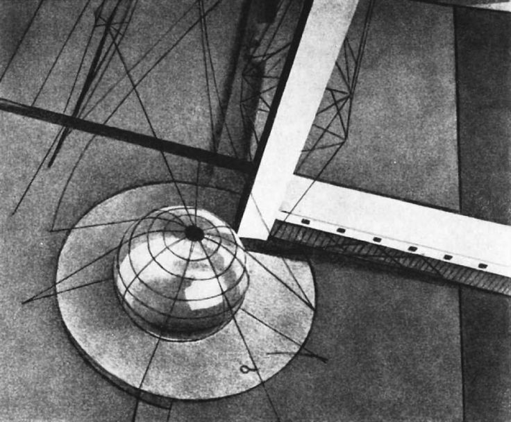Ivan Leonidov: Artist, dreamer, poet | The Charnel-House