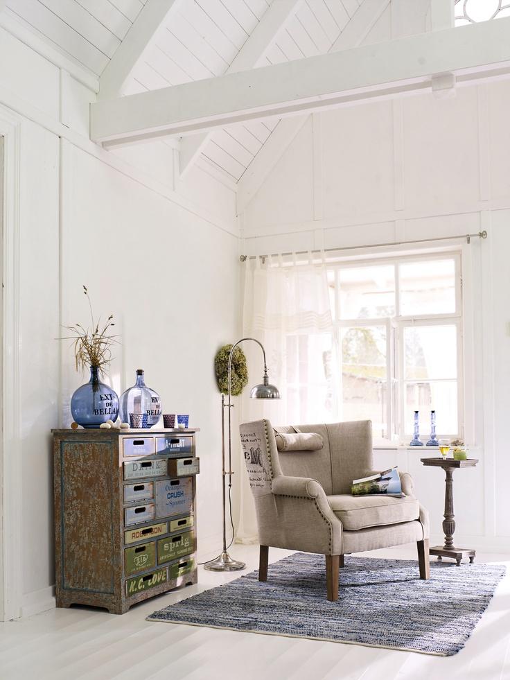 104 best Wohnen im Landhausstil images on Pinterest Cottage chic - wohnzimmer shabby chic braun