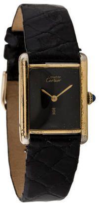 Cartier Must de Cartier Watch #watches #womens