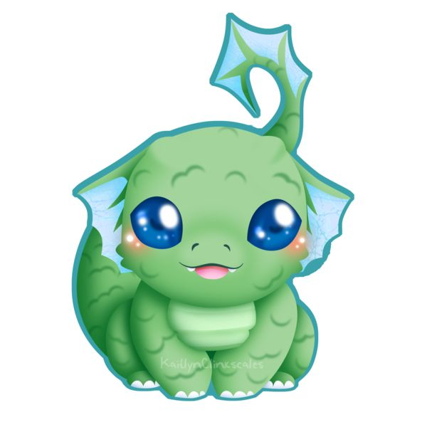 Baby Dragon By Kaitlynclinkscales Deviantart Com On