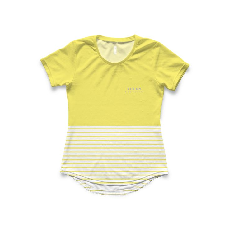 Women's Tech-Tee / Lemon Top