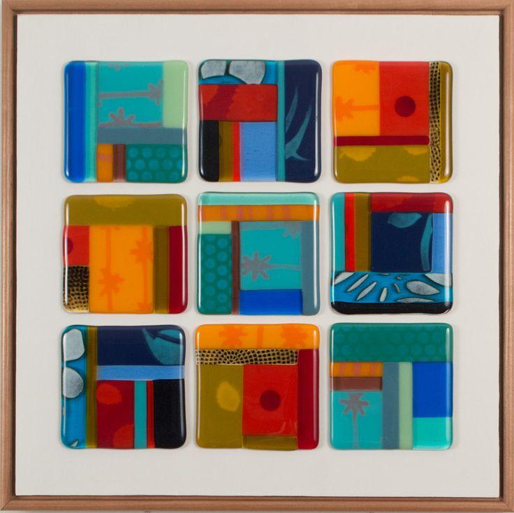 title ix equilibrium by mary johannessen art glass wall art artful home