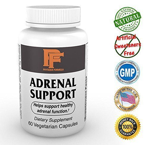 What Are The Benefits Of Adrenal Support - Helps to maintain a optimal response to intense stress and training. - Potent cortisol supplements to increase recovery. - Proven adrenal fatigue supplements