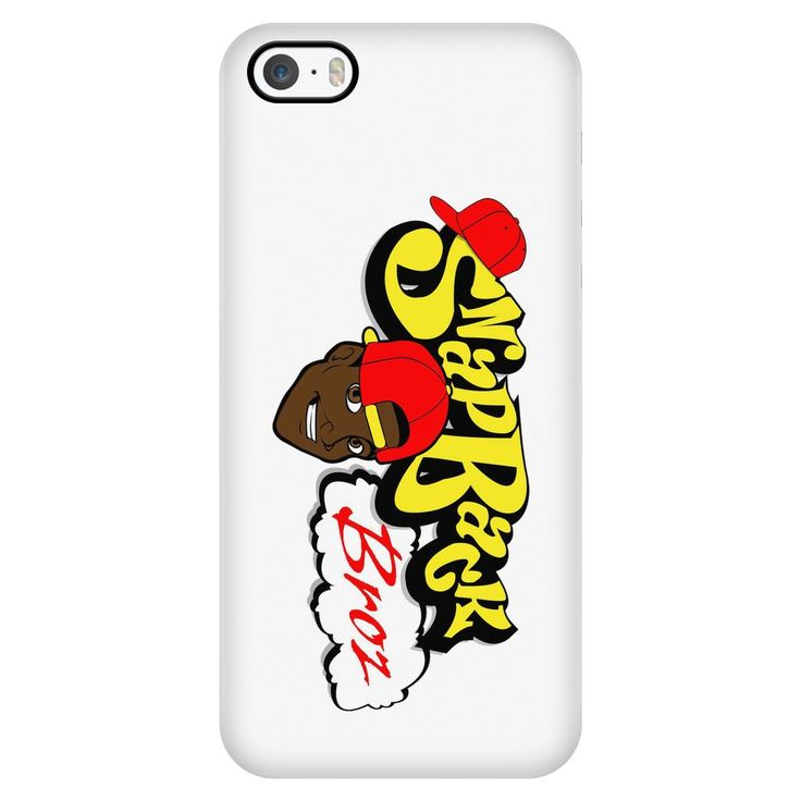 SnapBack Broz Phone Case - Full Color - Samsung Galaxy & iPhone
