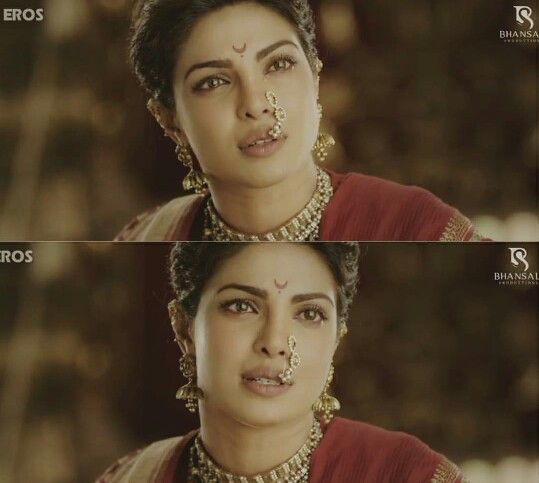 "Priyanka Chopra in Bajirao Mastani  ""aap humse hamari zindagi maang lete hum aapko khushi khushi de dete ... par aapne toh humse hamara guroor cheen liya"" English Translation If you would have asked even for my life, I would have given that happily ... but you snatched my pride from me"