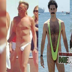 6 trajes de ba o para hombre qu nunca debes usar jajaja pinterest - Traje de bano hombre ...
