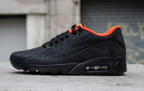 Nike Air Max 90 Ultra Moire Fb Black Black Crimson
