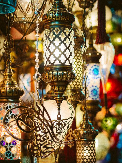 Grand Bazaar, Istanbul, Turkey http://www.yourcruisesource.com/two_chefs_culinary_cruise_-_istanbul_to_athens_greek_isles_cruise.htm