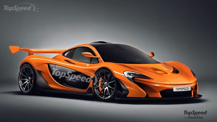 The McLaren P1 GTR has been recently rendered in a production guise as the model in question is said to be introduced soon. Description from inautonews.com. I searched for this on bing.com/images