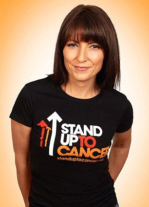 Davina McCall opens up about the loss of her half-sister Caroline to cancer