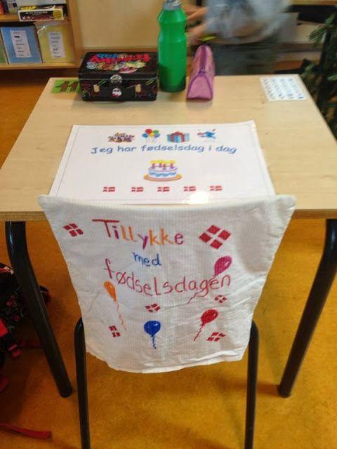 Rikkes-Classroom: Fødselsdage