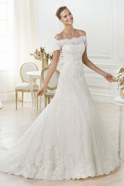 Gown by Pronovias