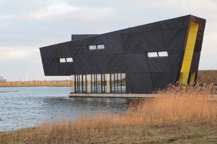 Bezoekerscentrum Oostvaarders - Oostvaardersplassen, Almere