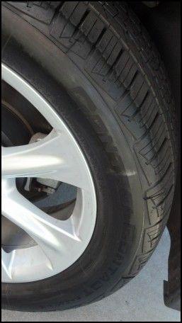 Best Tires for Lexus Rx330