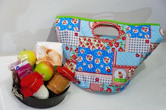 appeltaart cadeau pakket voor de juf