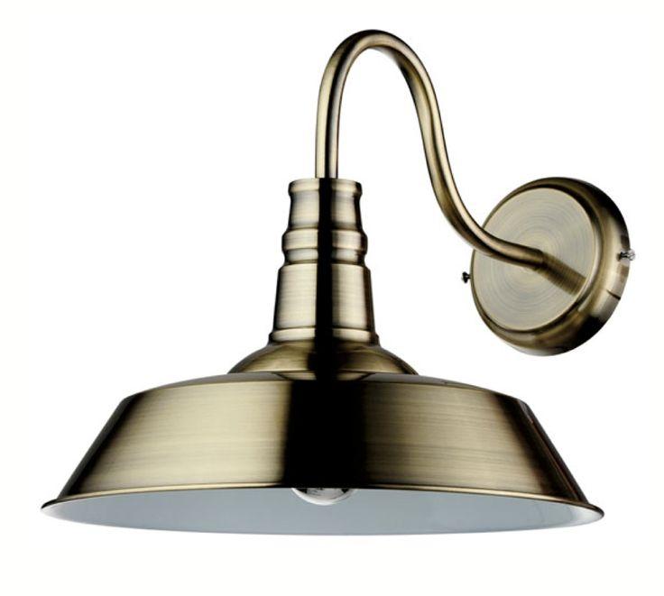 Lucretia Industrial Funnel Wall Lamp  http://www.lucretiashop.com.au/lucretiashop/index.php/wall-sconces/lucretia-industrial-funnel-wall-lamp.html