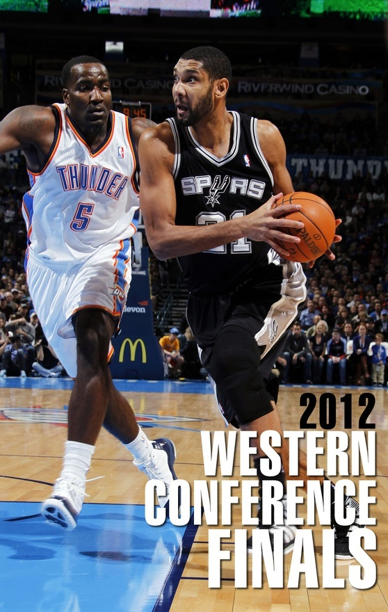 Western Conference Finals 2012