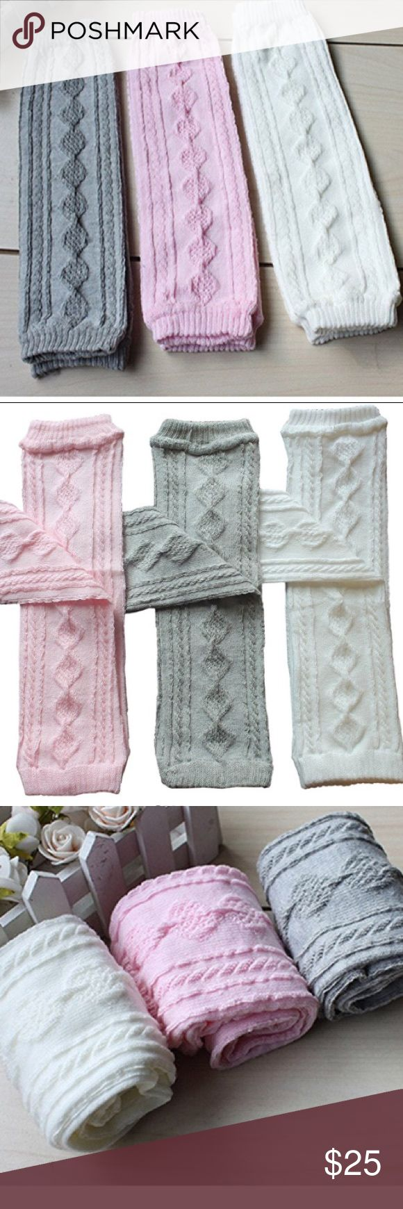 The 25 best baby toddler socks tights ideas on pinterest bundle of 3 baby toddler boot socksleg warmers bankloansurffo Image collections