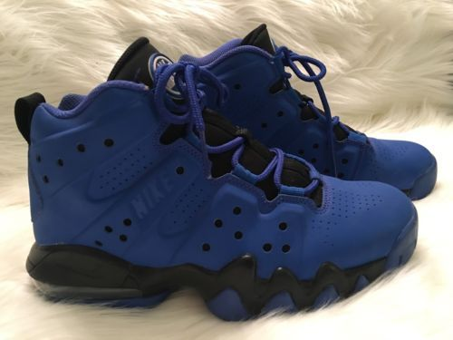Nike Air Max Charles Barkley CB34 Retro Sneakers: Royal blue/black. Size 5.5 Y in Clothing, Shoes & Accessories, Kids' Clothing, Shoes & Accs, Unisex Shoes | eBay
